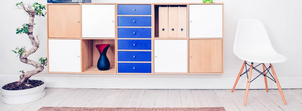 Swedish designed living room cabinet, 5 rules of thumb for the perfect listing.