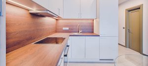 Cleaned up modern kitchen, Renting your home and how to optimise your rentability.