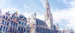 The Grand Place of Brussels, rental legislation in Brussels.
