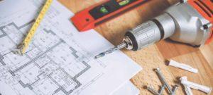 Materiel et plan pour renover