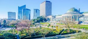 jardins du botanique, stop au béton