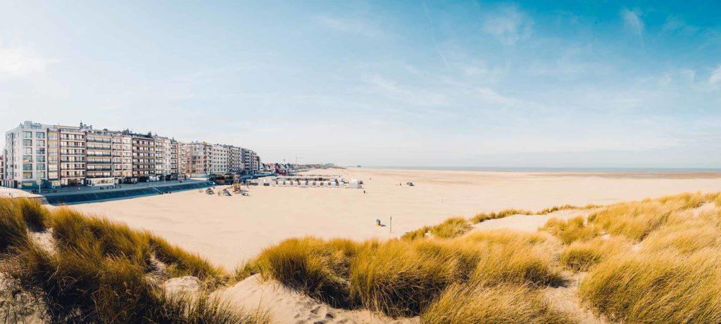 Immobilier à la Côte belge